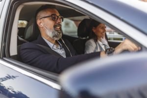 Drivers using headphones warned of risks of distraction