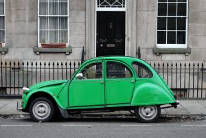 UK start-up making classic cars electric