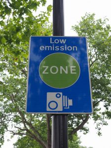 """Low Emission Zone progress """"really encouraging"""" as 95% of heavy vehicles now compliant"""
